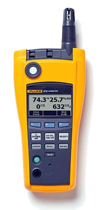 Fluke 975V, AirMeter with Velocity Probe
