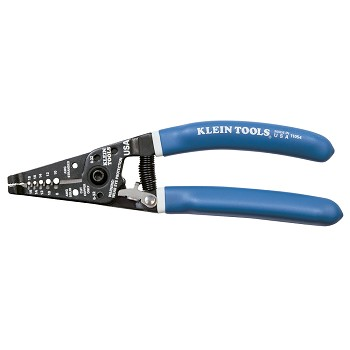 Klein Tools 11054 Wire Stripper/Cutter with Closing Lock