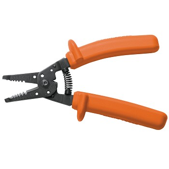 Klein Tools 11055-INS Klein-Kurve Wire Stripper Insulated