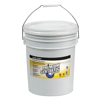Klein Tools 51018 Premium Synthetic Polymer, 5 Gallon