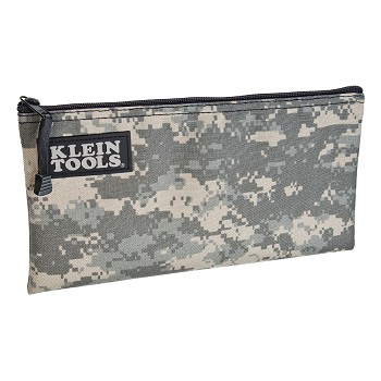 Klein Tools 5139C Camouflage Zipper Bag