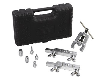 Tech-Set FS275 Flaring & Swaging Tools 45 degree Flaring & Swaging Tool Kit 1/8 in to 3/4 in