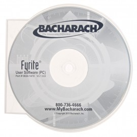 Bacharach FYRITE® Insight and PCA PC Software