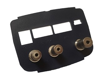 Bacharach Replacement End Plate Assembly for Analyzer