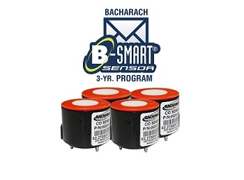 Bacharach PCA3 B-Smart 3-Year (4-Sensor CO-high) Program