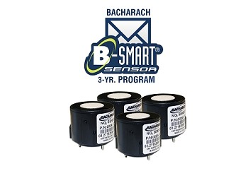Bacharach PCA3 B-Smart 3-Year (4-Sensor NO2) Program