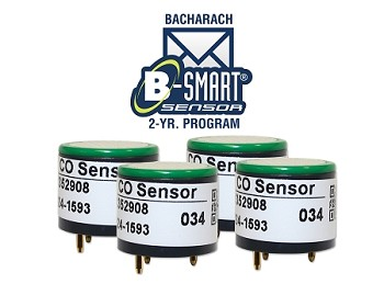Bacharach INSIGHT Plus B-Smart 2-Year (4-Sensor CO) Program