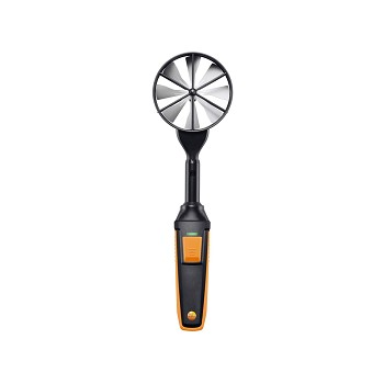 Testo 440 4 inch High-precision vane probe with Bluetooth , including temperature sensor