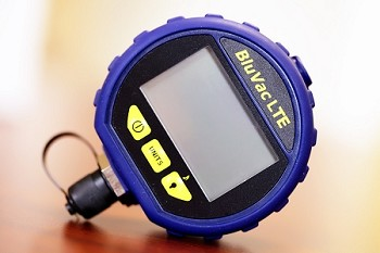 BluVac LTE Digital Micron Gauge with Coupler