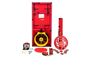 Retrotec US-6101 Blower Door - no Wifi