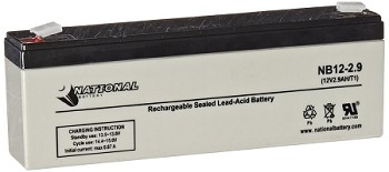 Bacharach 3015-0103 Battery for H-10PM Refrigerant Leak Detector