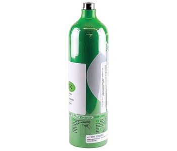 Sensit Carbon Monoxide / Methane Calibration Gas - 100L Cylinder
