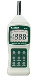 Extech 407750 Sound Level Meter