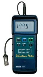 Extech Heavy Duty Vibration Meter
