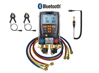 "Testo 557 Bluetooth with 60"" 3-Hose Pack"