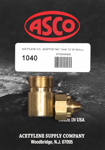 "ASCO 1040 ""MC"" to ""B"" Adapter"