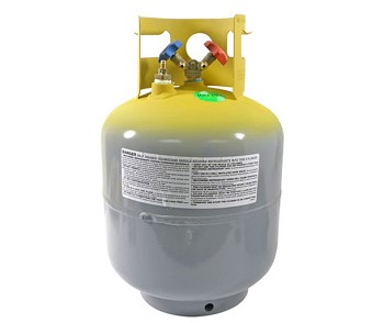 CPS CRX400T Recovery Tank 50lb 400 PSIG