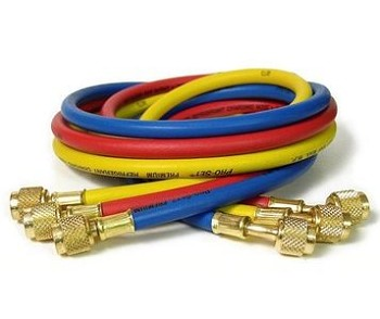 CPS HP5A 3-Pack of 5' Premium 1/4'' Hoses with Anti-Blowback