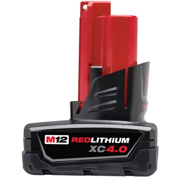 M12 REDLITHIUM XC 4.0 Extended Capacity Battery Pack 48-11-2440