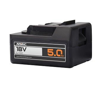 Navac NB1 18V Li-Ion Battery for Cordless Vacuum Pump