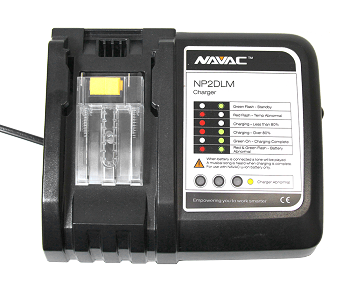 NAVAC NC1 Charger for NB1 Battery