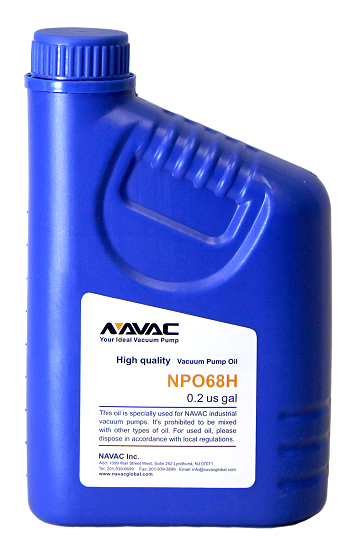 NAVAC NPO68 Vacuum Pump Oil for NRD16T