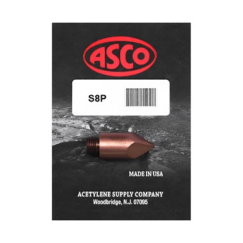 ASCO S8P Replacement End for 8AP