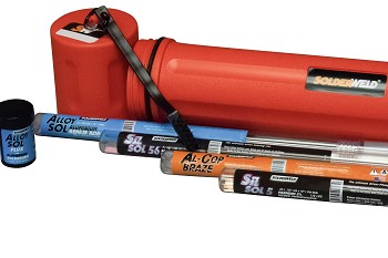 HVAC 15% All-in-One Brazing Pack