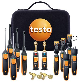 Testo Complete Smart Probe Kit for measureQuick - TTT Exclusive