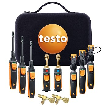 Testo Professional Smart Probe Kit for measureQuick - TTT Exclusive