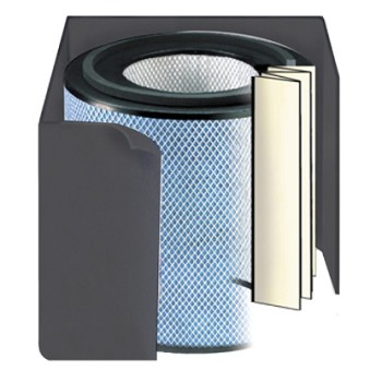 Austin Air Allergy Machine Filter - Black