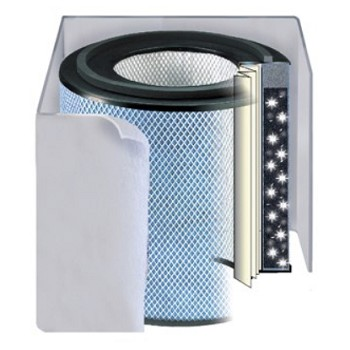 Austin Air Pet Machine Filter - White