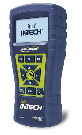 Bacharach Fyrite InTech Residential Efficiency Analyzer (does not read CO)