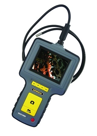 High-Performance Recording Video Borescope System
