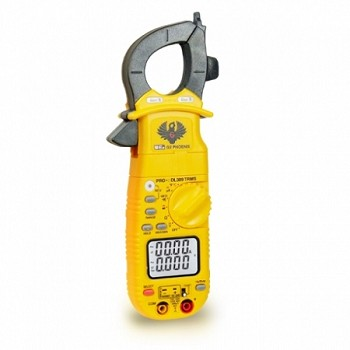 UEi DL389 TRUE RMS Digital Clamp Meter