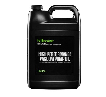 Hilmor 1948212 Vacuum Pump Oil - 1 Gallon