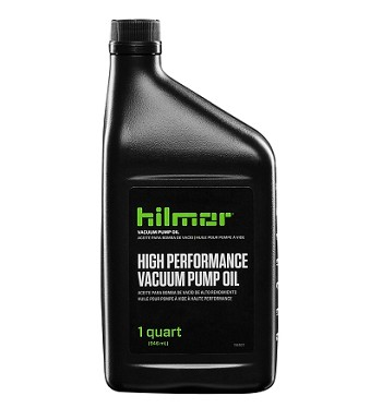 Hilmor 1948211 Vacuum Pump Oil - 1 Quart