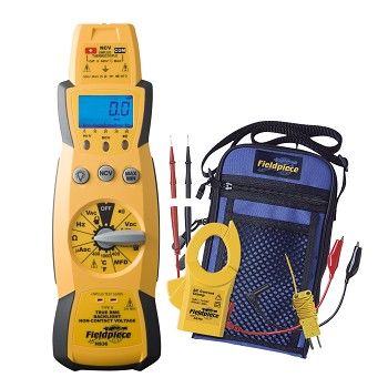 Expandable TRUE RMS Stick Multimeter with Backlight - HS36