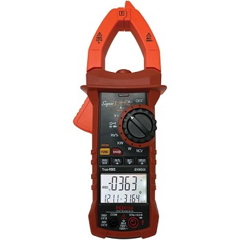 Redfish iDVM 550 Wireless BlueTooth Power Clamp Meter