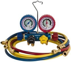 Imperial 600 Series Manifolds with Low Loss Ball Valve Hoses