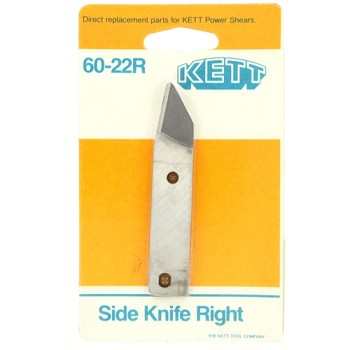 Kett 60-22R Right Side Knife for Power Shears