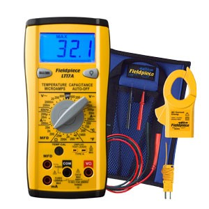 Digital Multimeter - LT17A