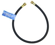 "SINGLE NRP 3/8"" Heavy Duty Black Refrigerant Hose (5 foot)"