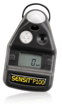 Sensit P100 Personal Monitor - Carbon Monoxide (CO) (4 Year Warranty)