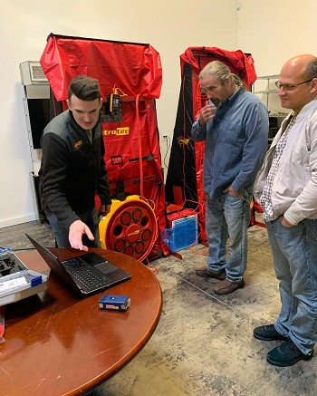Retrotec/TruTech Tools Residential Airtightness Testing (shell and duct) Training Class,  March 3 & 4, 2020