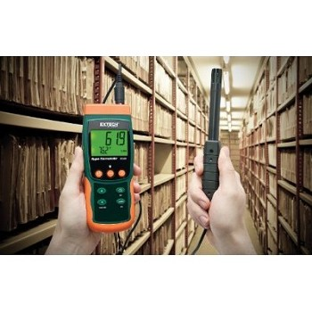 Extech SDL500: Hygro-Thermometer/Datalogger