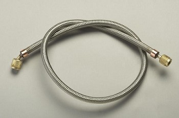 "NRP NPCH1212 12"" Long Stainless Steel Hose with FFL"