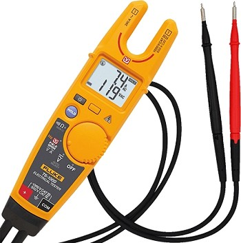 Fluke T6-1000 Electrical Tester with Fieldsense