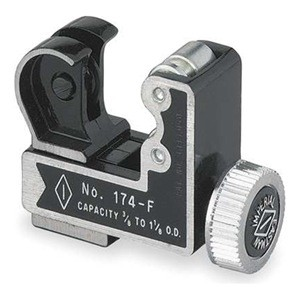 "Imperial Tube Cutter, 3/8"" to 1-1/8"""