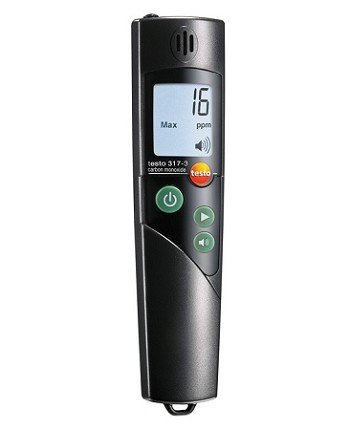 Testo 317-3 Portable Ambient CO Monitor
